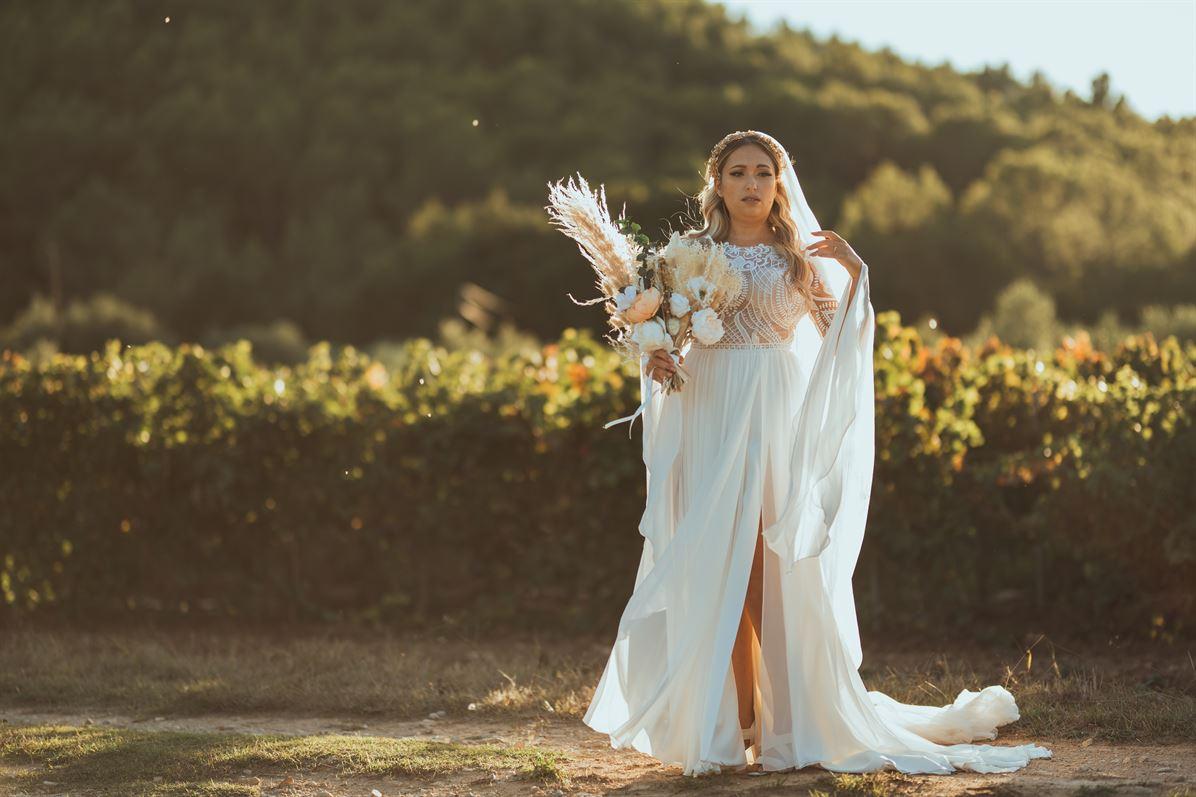 Mariage Claire & Walid : Les photos de couple 19