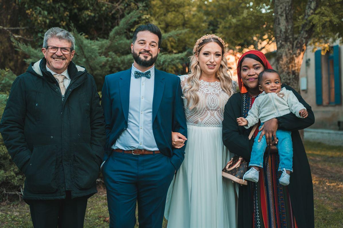 Mariage Claire & Walid : La cérémonie 109