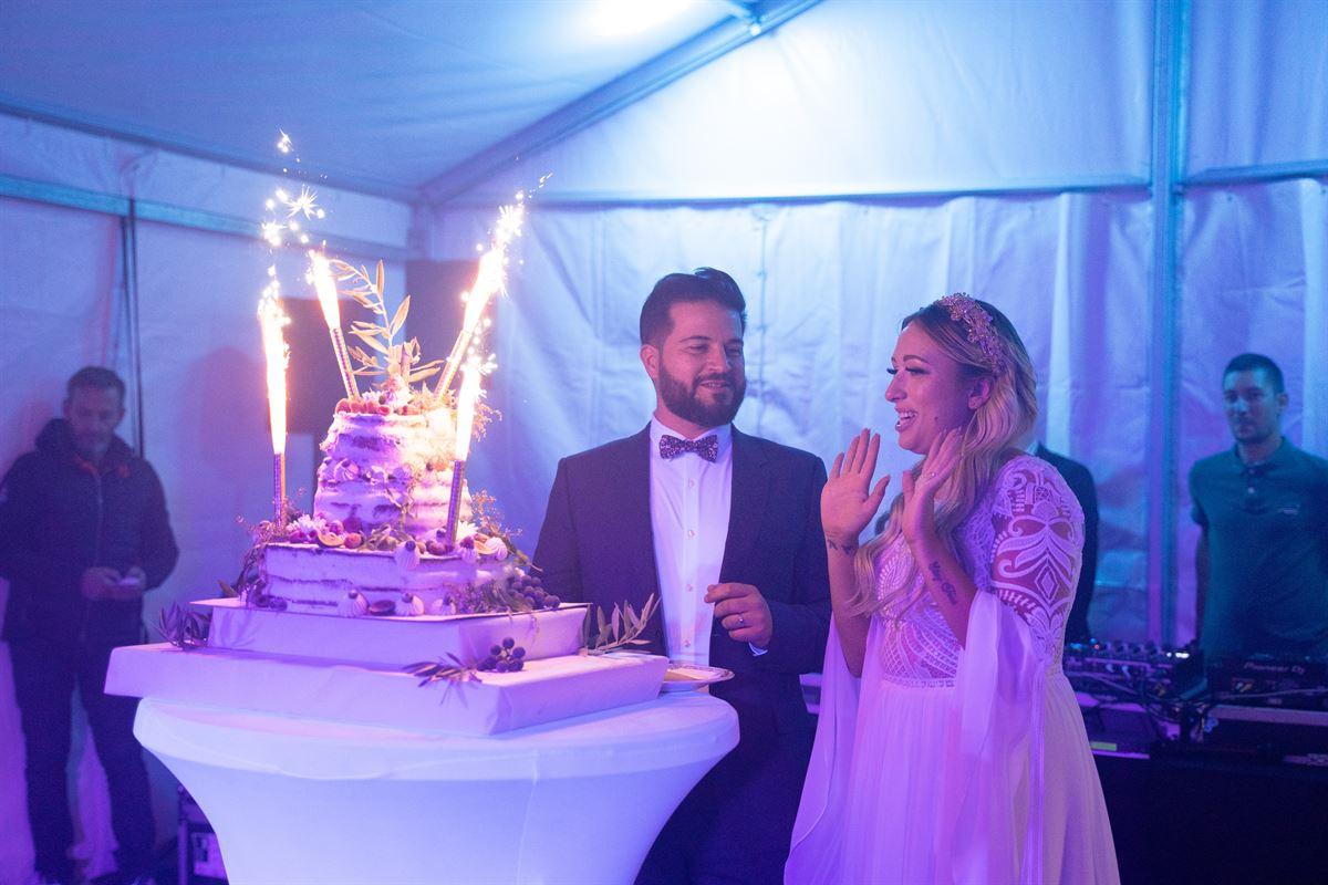 Mariage Claire & Walid : La soirée 6