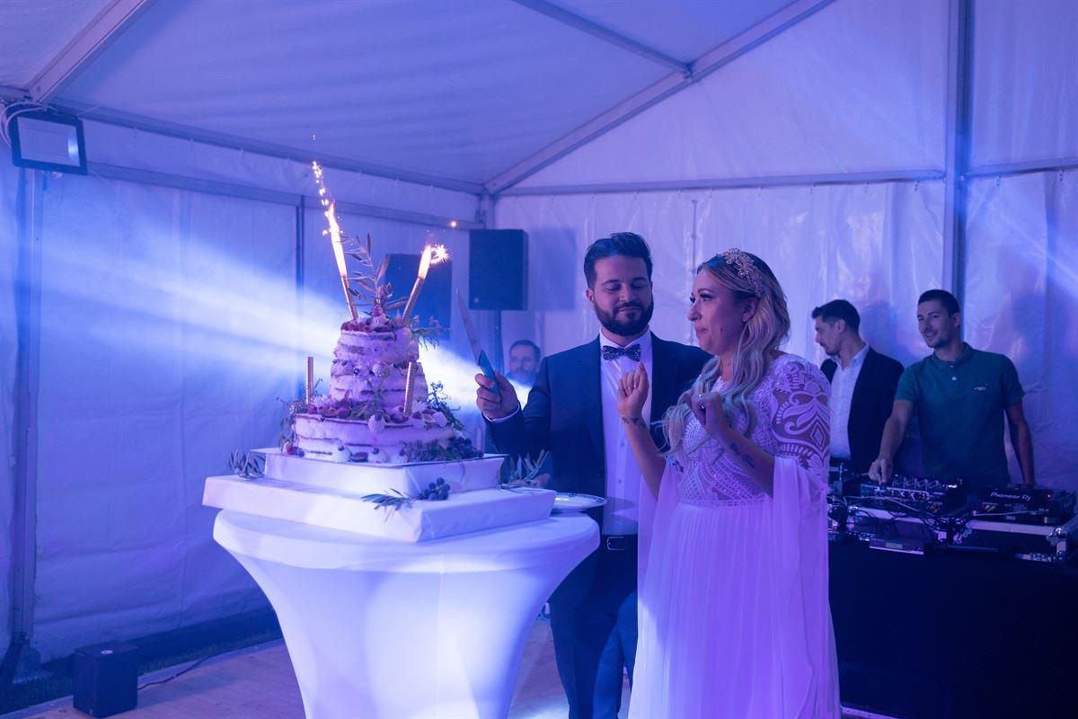 Mariage Claire & Walid : La soirée 10