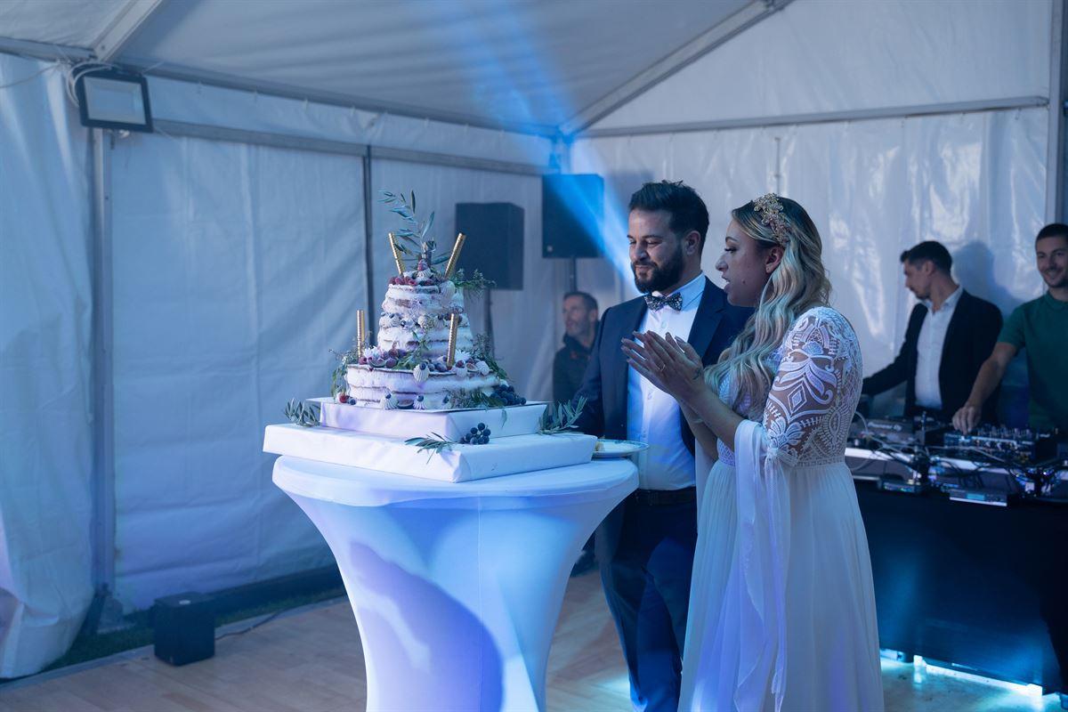 Mariage Claire & Walid : La soirée 14