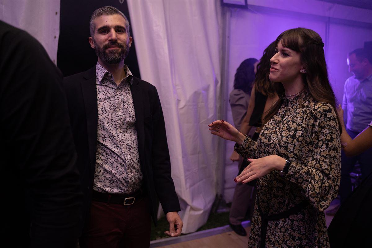 Mariage Claire & Walid : La soirée 107