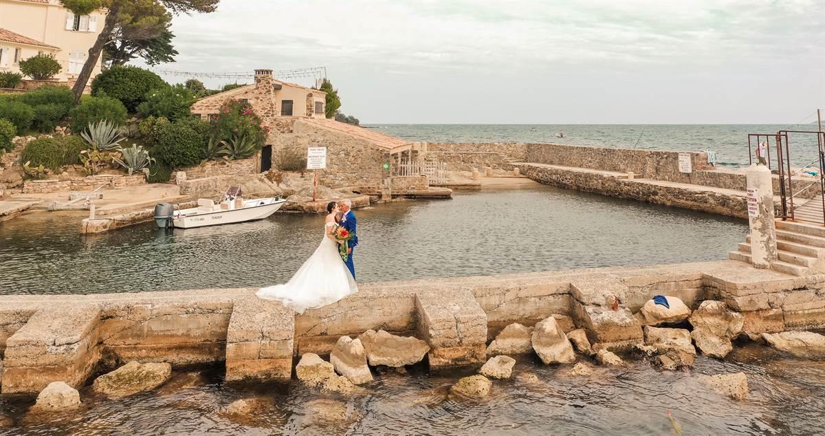 Mariage Hicham & Céline : Photo de couple 9