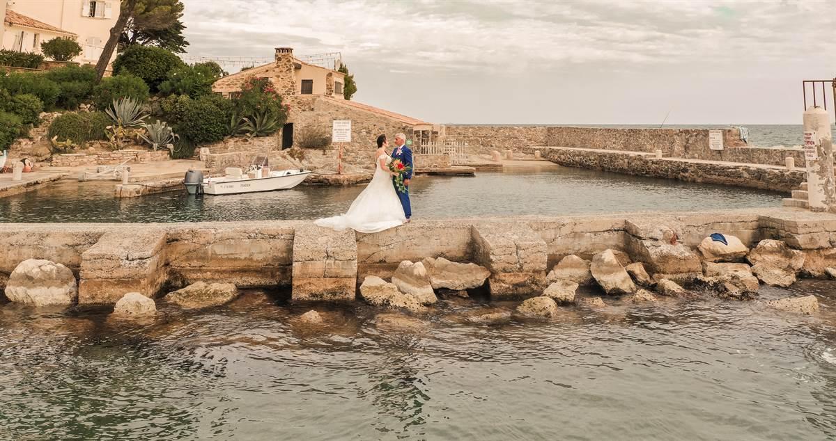 Mariage Hicham & Céline : Photo de couple 10