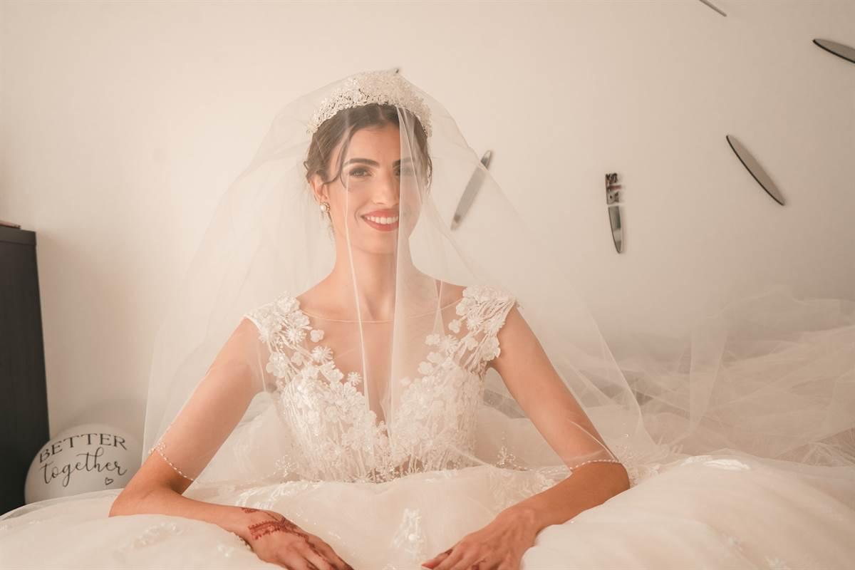 Mariage Sabri & Radia : La mairie 3