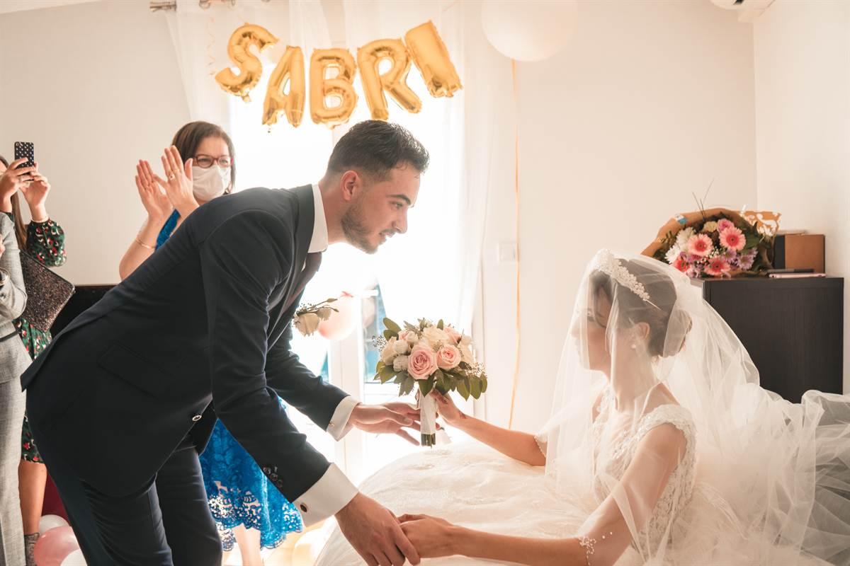 Mariage Sabri & Radia : La mairie 8