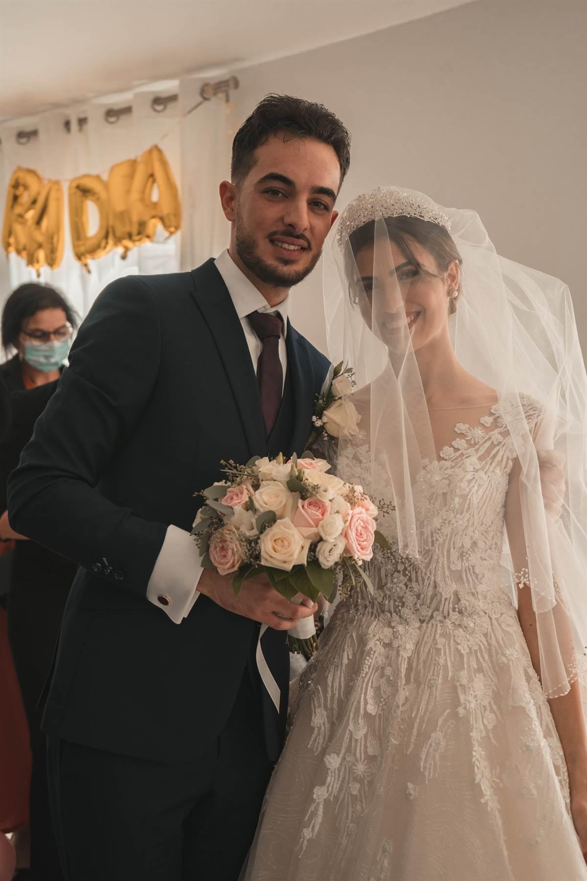 Mariage Sabri & Radia : La mairie 9