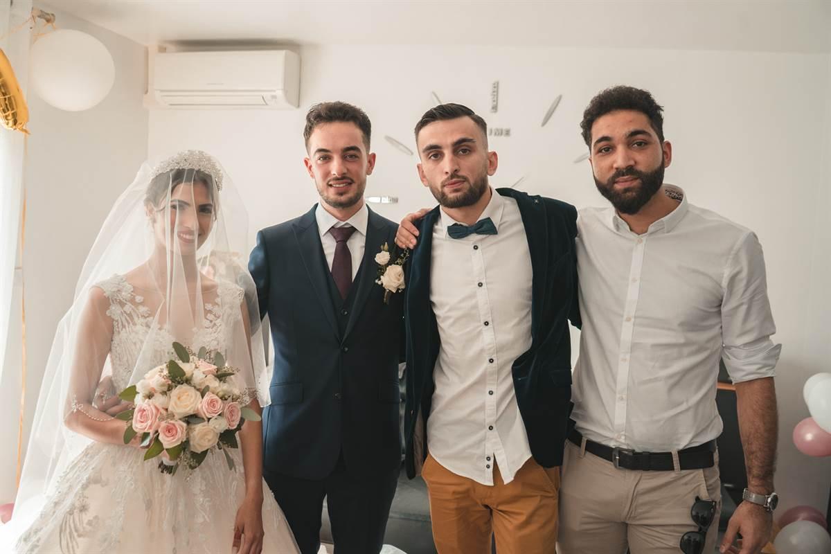 Mariage Sabri & Radia : La mairie 14