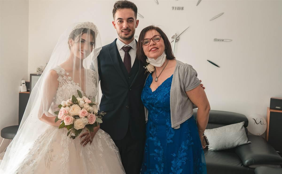 Mariage Sabri & Radia : La mairie 15
