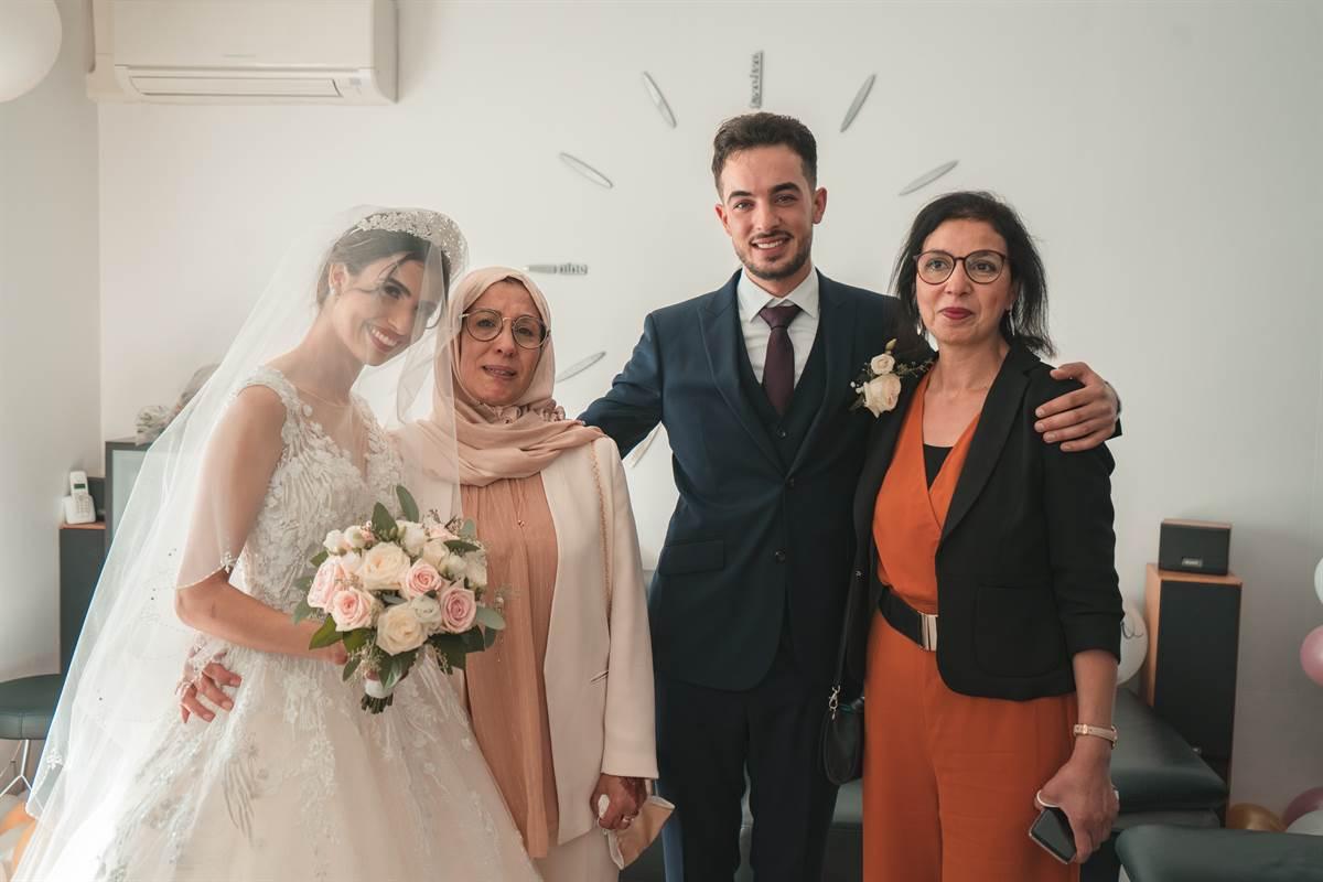Mariage Sabri & Radia : La mairie 16