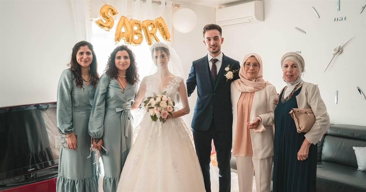 Mariage Sabri & Radia : La mairie 23