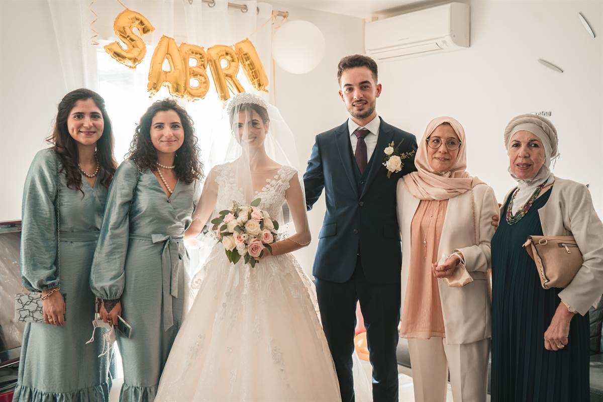 Mariage Sabri & Radia : La mairie 24