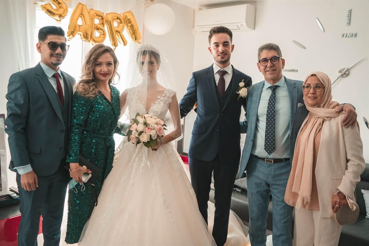 Mariage Sabri & Radia : La mairie 25