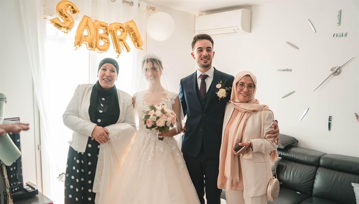 Mariage Sabri & Radia : La mairie 26