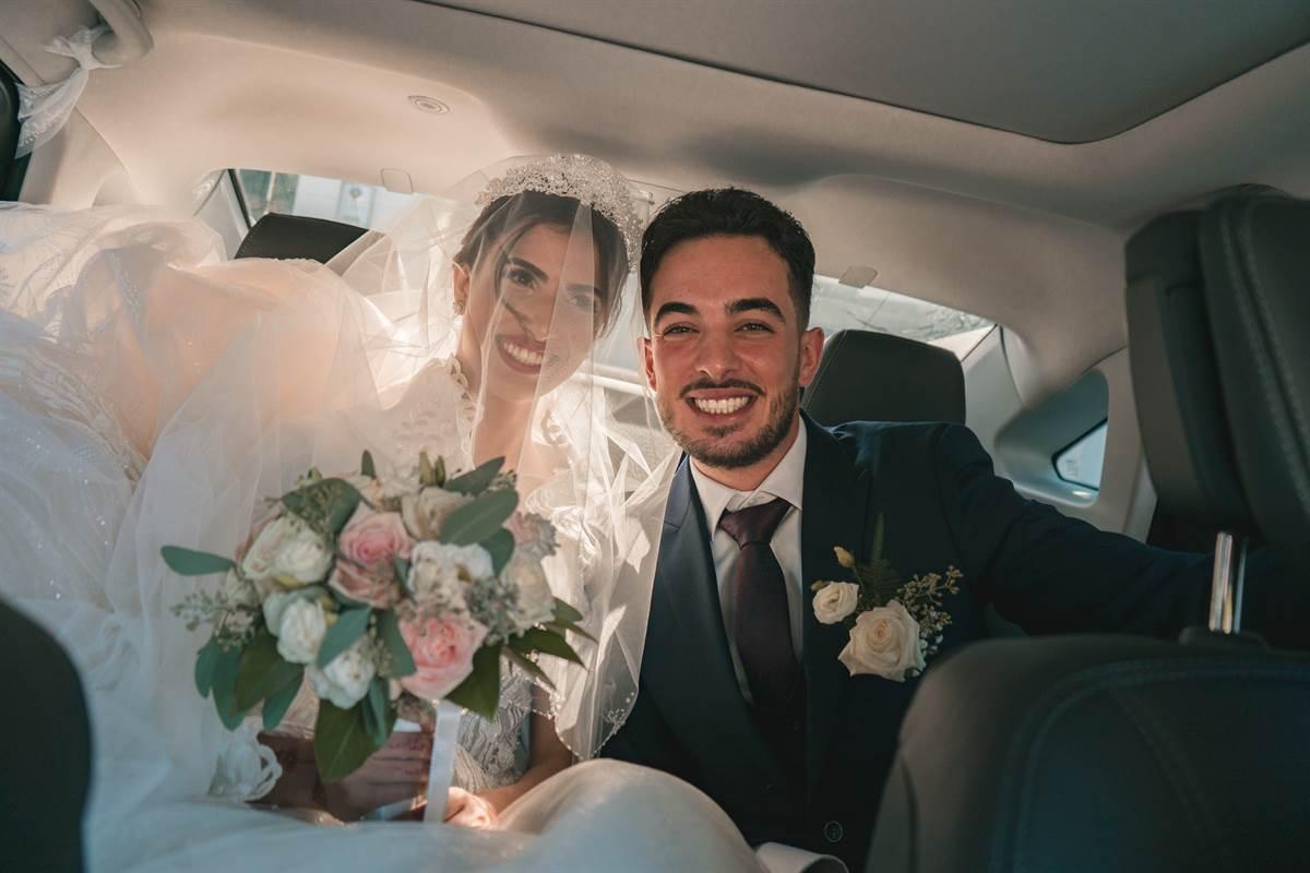 Mariage Sabri & Radia : La mairie 27