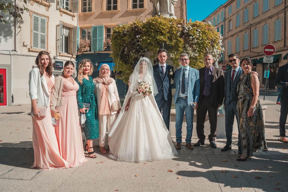 Mariage Sabri & Radia : La mairie 28