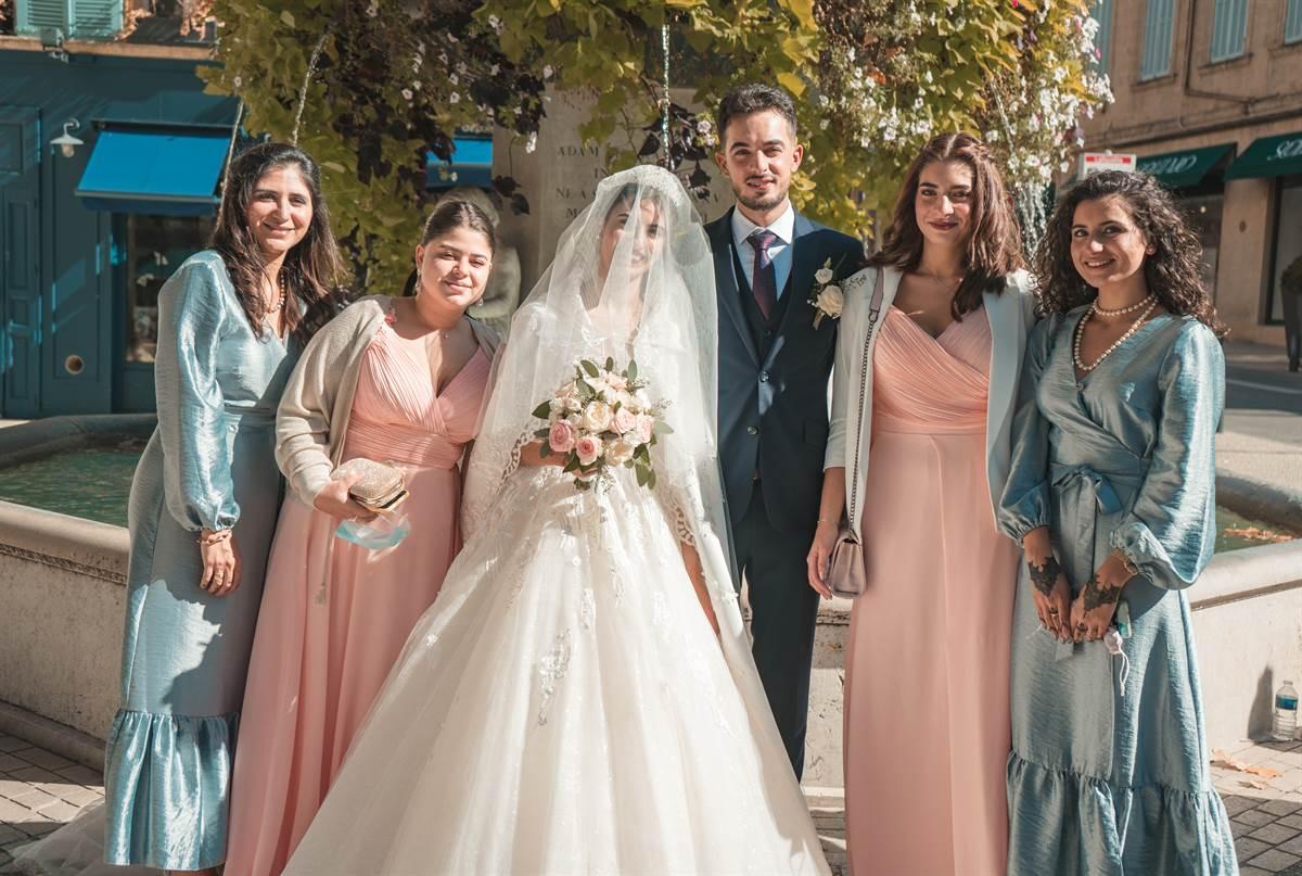 Mariage Sabri & Radia : La mairie 33
