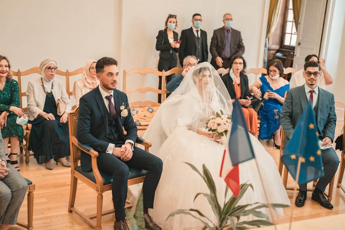 Mariage Sabri & Radia : La mairie 39