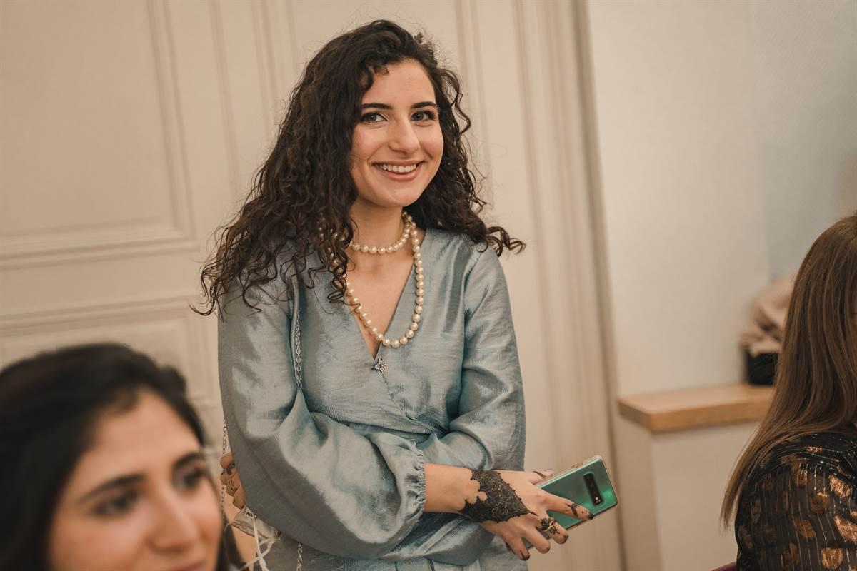 Mariage Sabri & Radia : La mairie 42