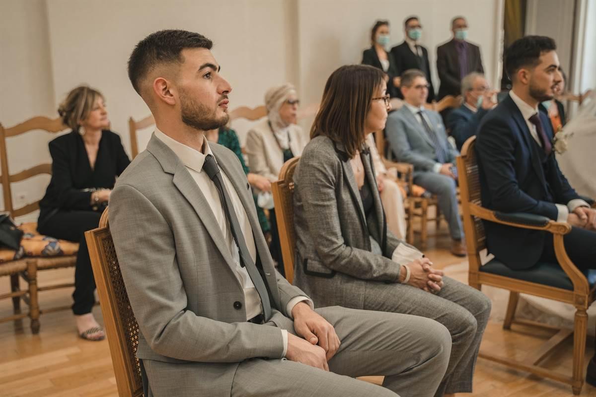 Mariage Sabri & Radia : La mairie 44