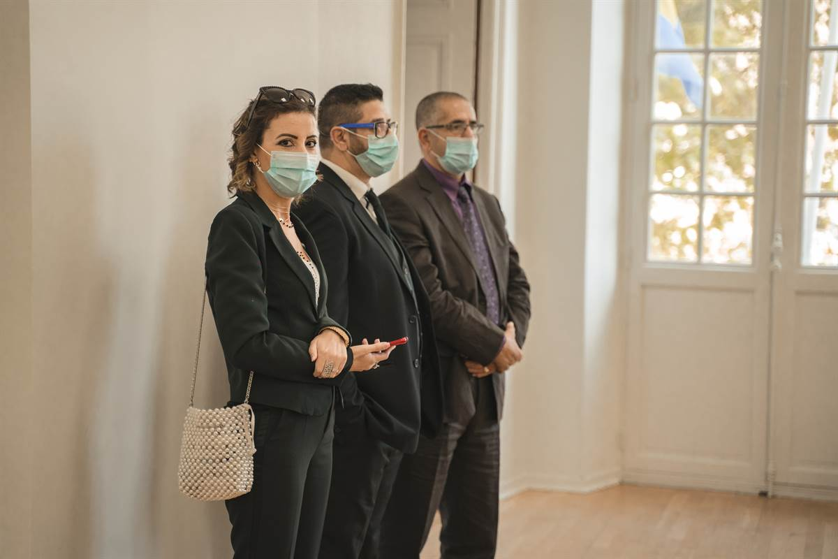 Mariage Sabri & Radia : La mairie 52