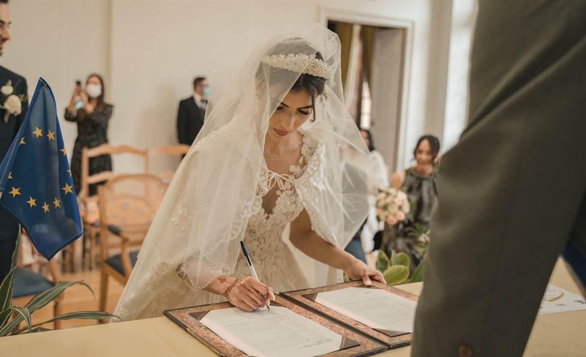 Mariage Sabri & Radia : La mairie 57