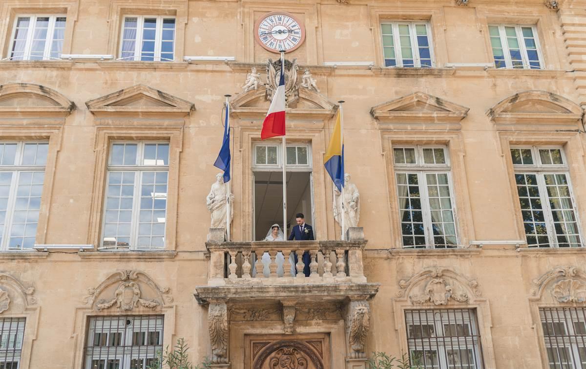 Mariage Sabri & Radia : La mairie 69