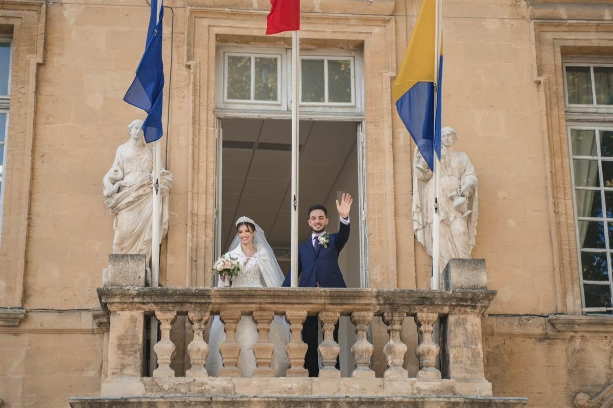 Mariage Sabri & Radia : La mairie 70