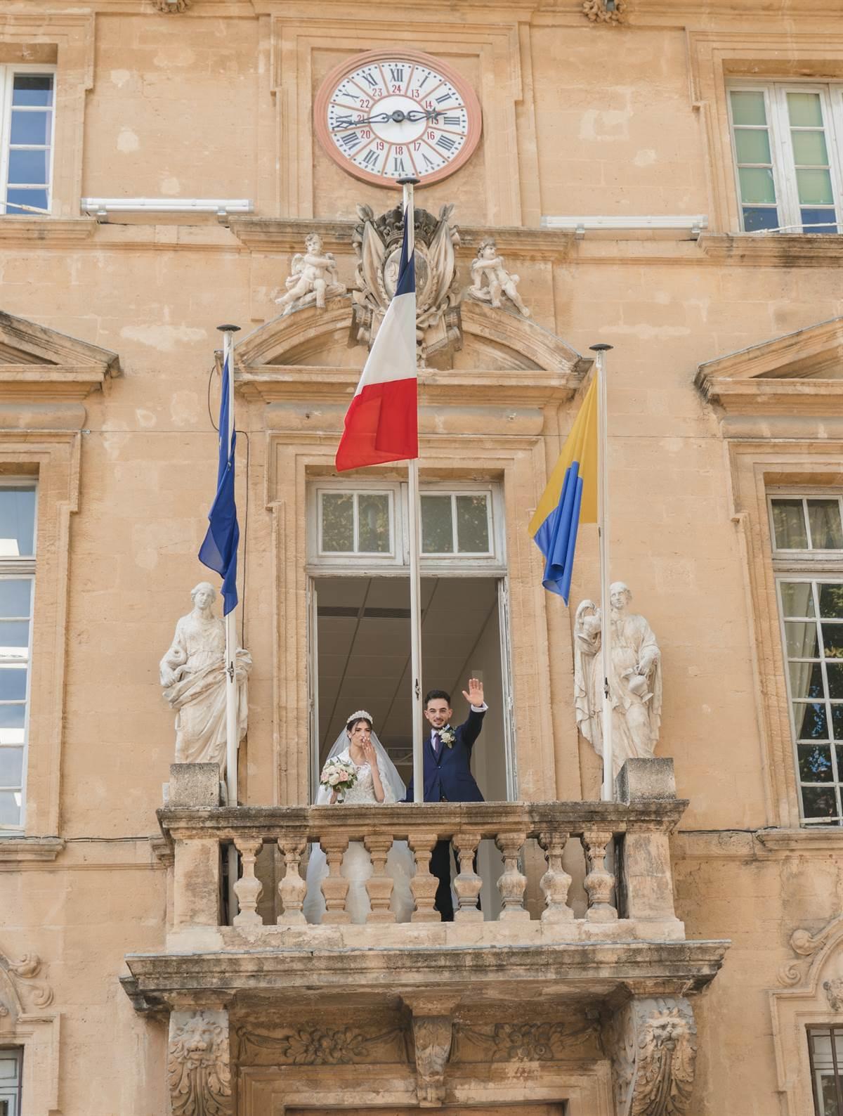 Mariage Sabri & Radia : La mairie 71