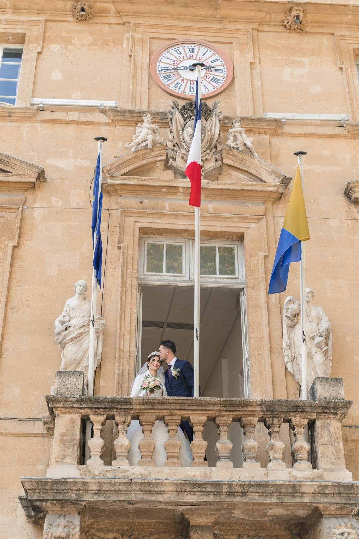 Mariage Sabri & Radia : La mairie 73