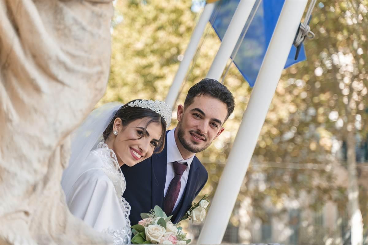 Mariage Sabri & Radia : La mairie 75