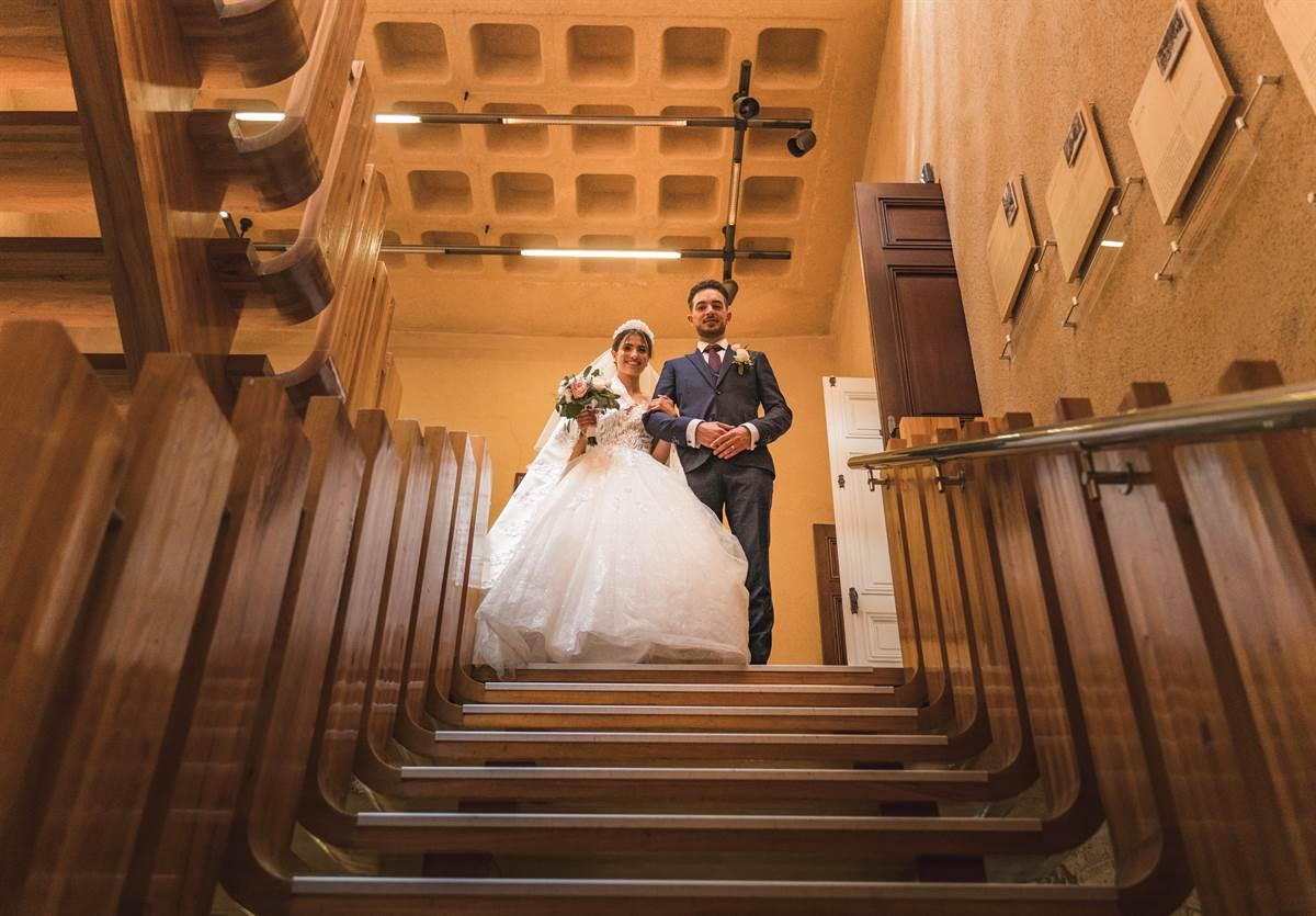 Mariage Sabri & Radia : La mairie 78