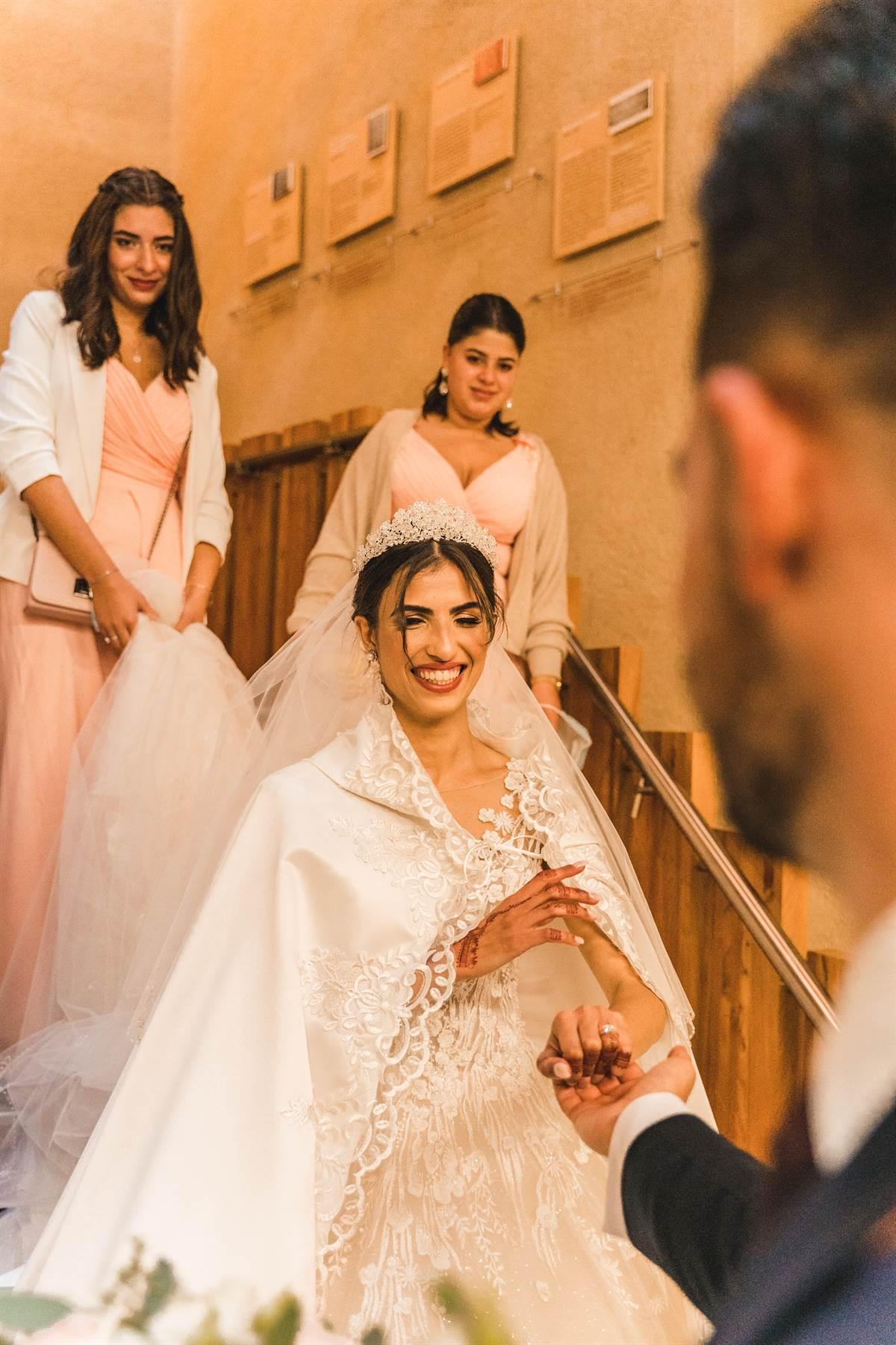 Mariage Sabri & Radia : La mairie 81