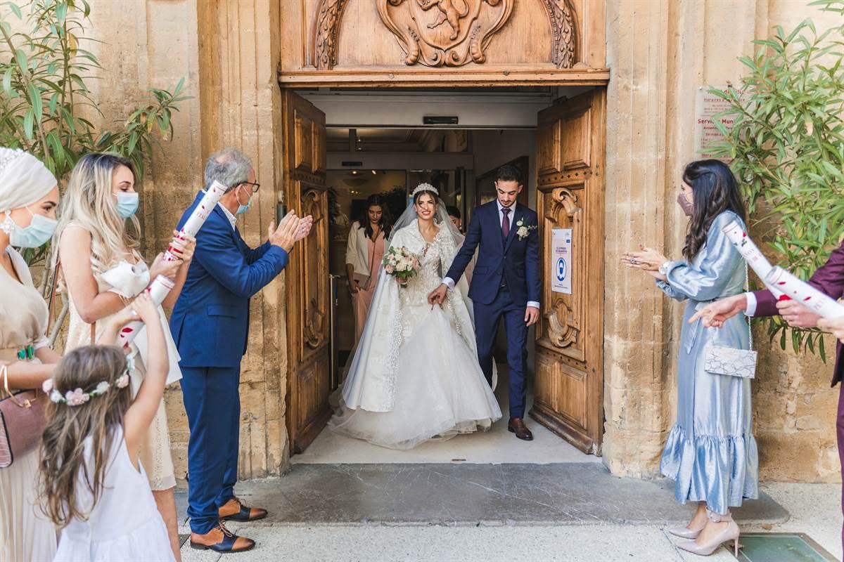 Mariage Sabri & Radia : La mairie 82