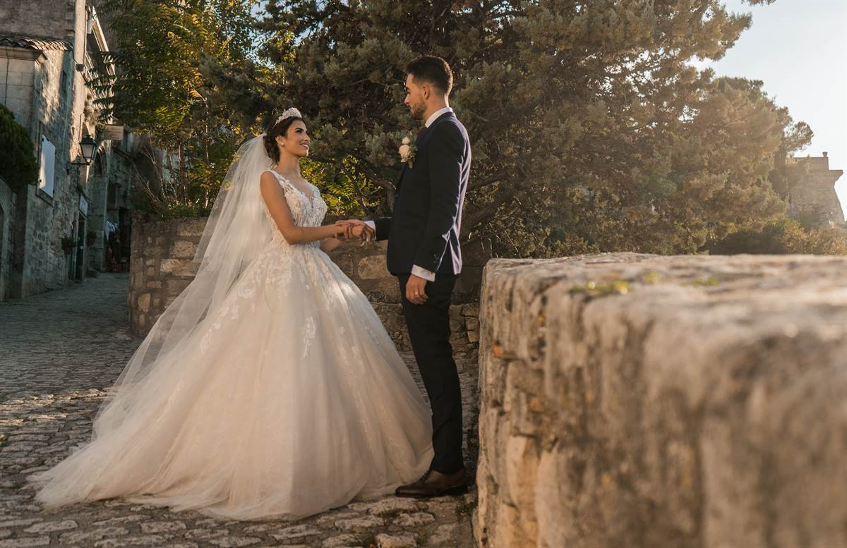 Mariage Sabri & Radia : Photo de couple 5