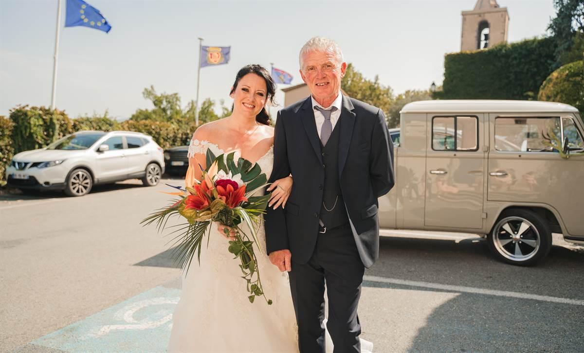 Mariage Hicham & Céline : La mairie 54