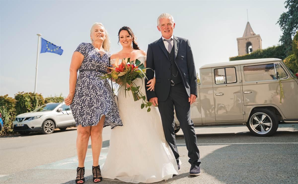 Mariage Hicham & Céline : La mairie 11