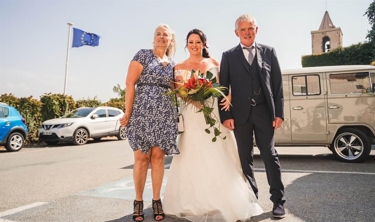 Mariage Hicham & Céline : La mairie 12