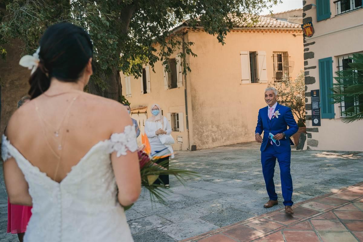 Mariage Hicham & Céline : La mairie 13