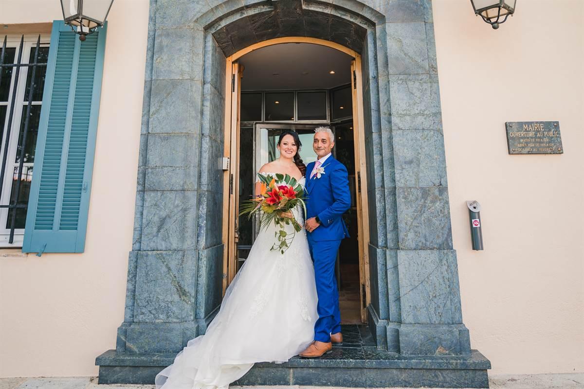 Mariage Hicham & Céline : La mairie 49