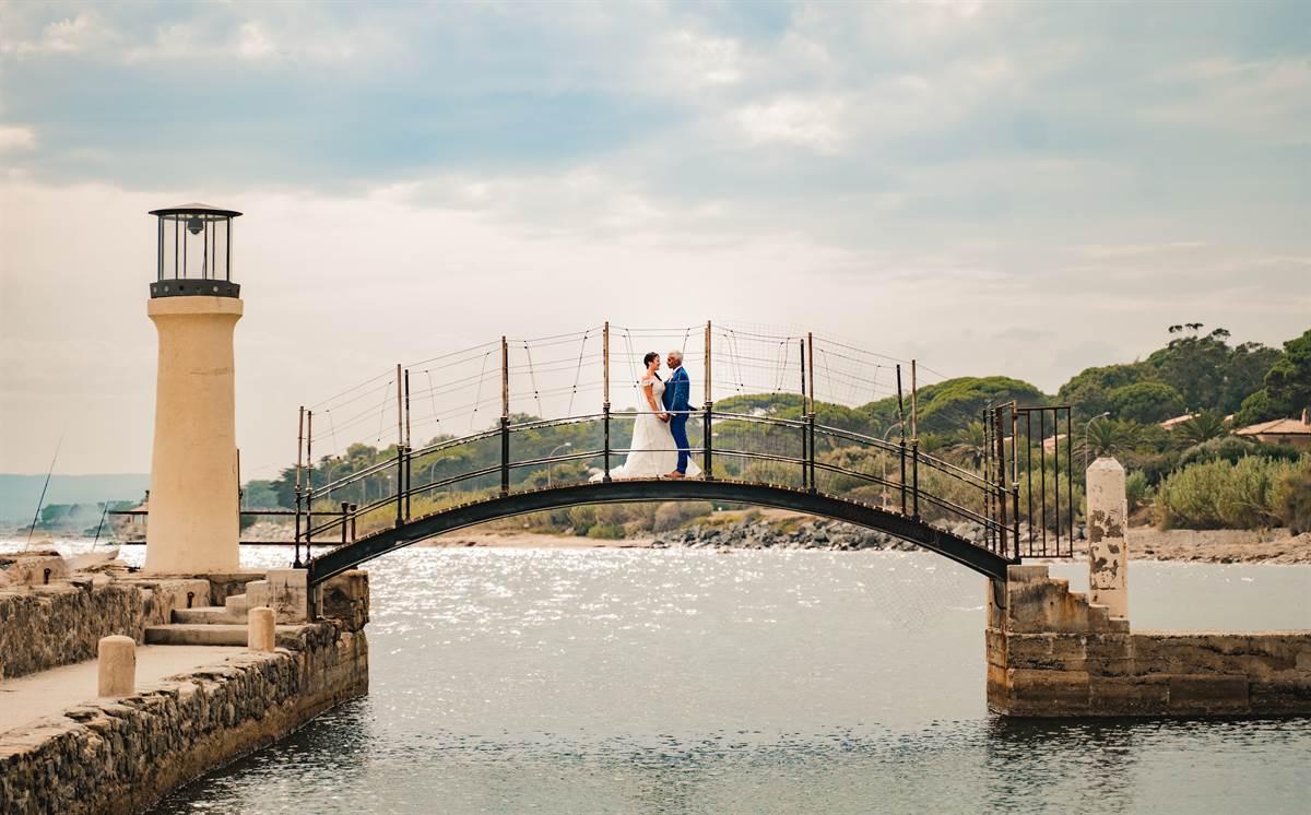 Mariage Hicham & Céline : Photo de couple 5
