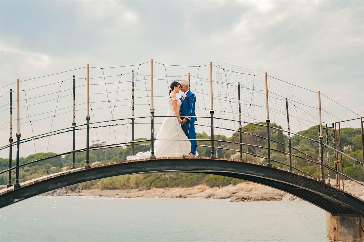 Mariage Hicham & Céline : Photo de couple 7