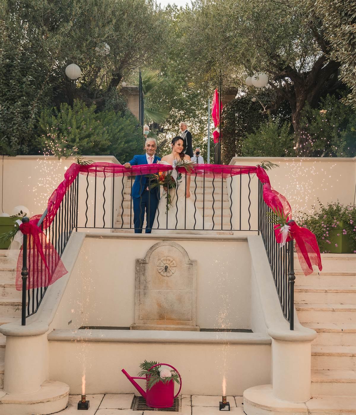 Mariage Hicham & Céline : la Cérémonie 7