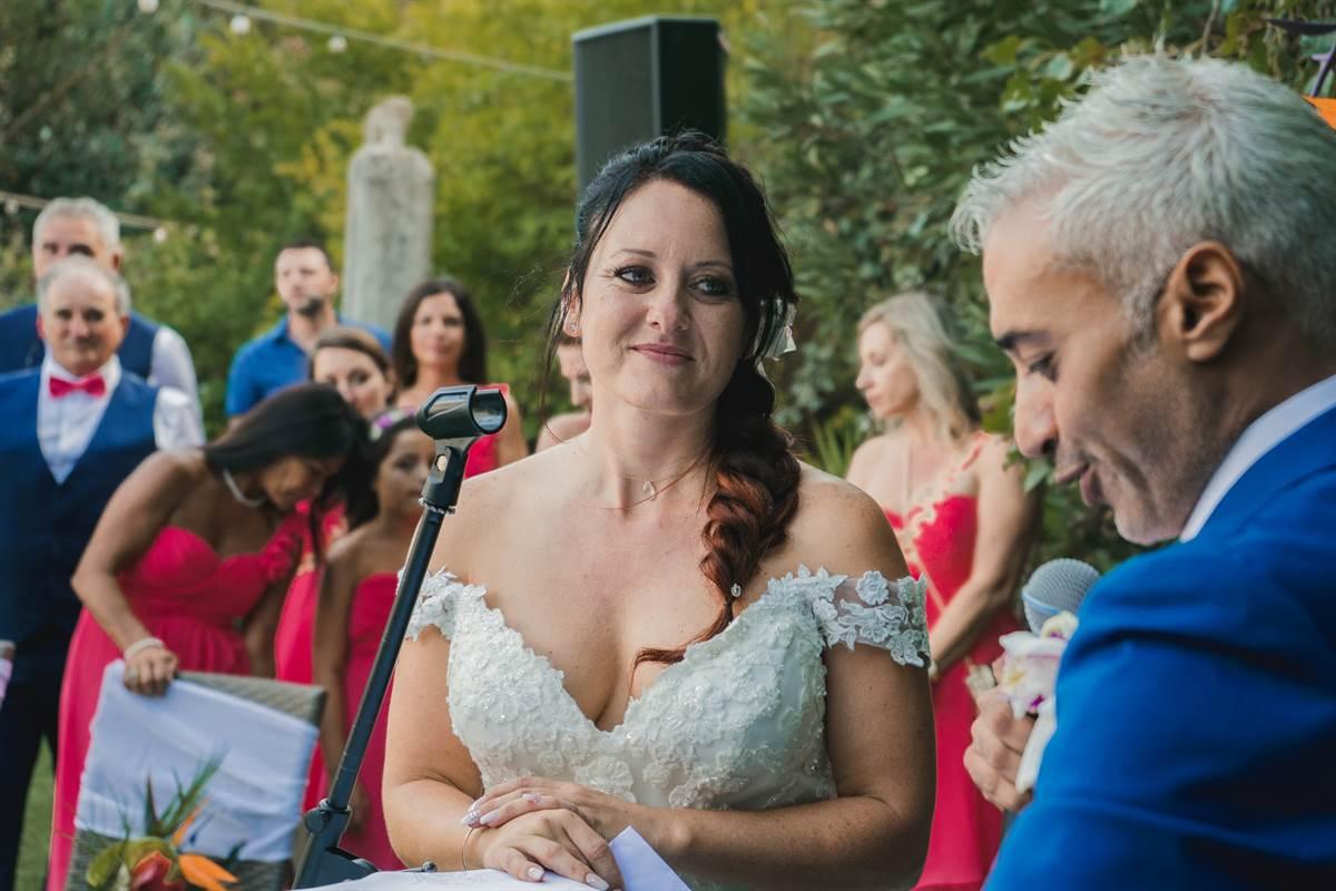 Mariage Hicham & Céline : la Cérémonie 42