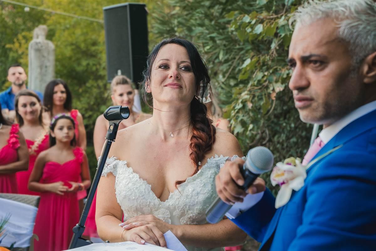 Mariage Hicham & Céline : la Cérémonie 44