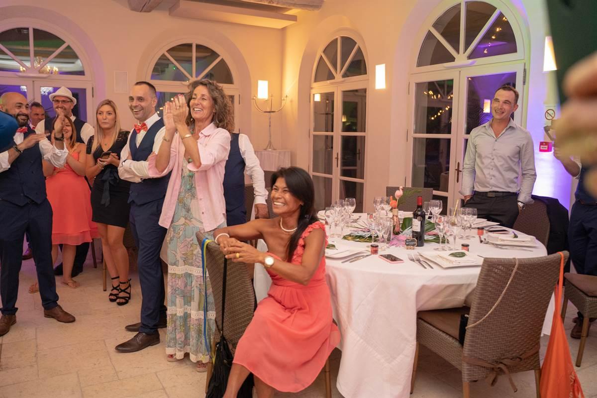 Mariage Hicham & Céline : La soirée partie 2 2
