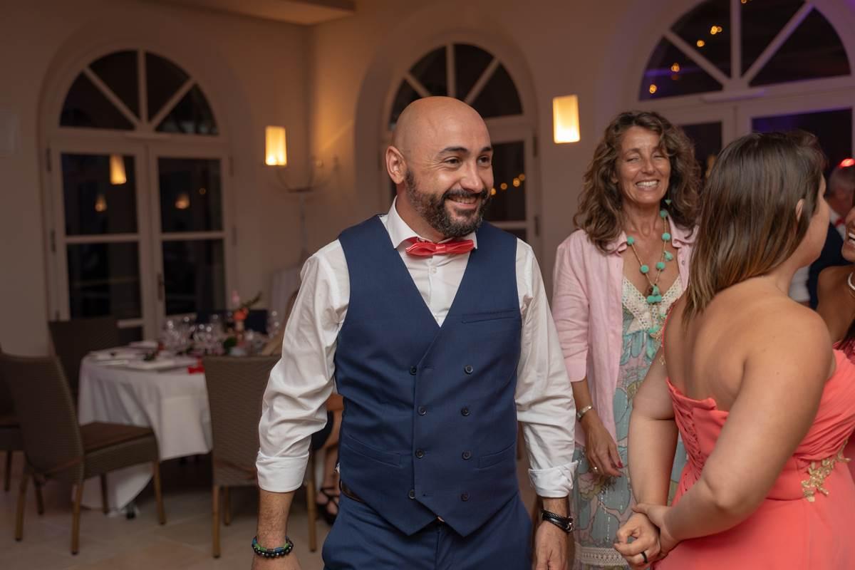 Mariage Hicham & Céline : La soirée partie 2 9