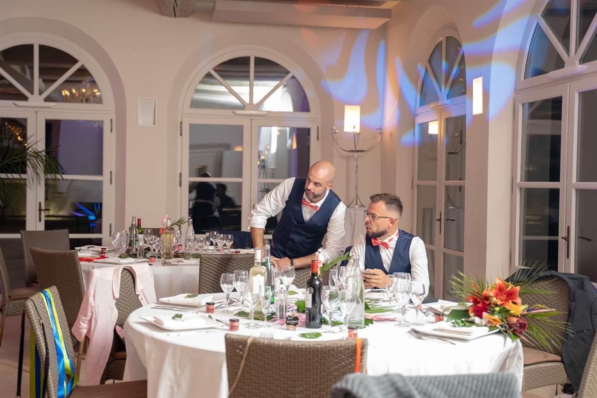 Mariage Hicham & Céline : La soirée partie 2 16