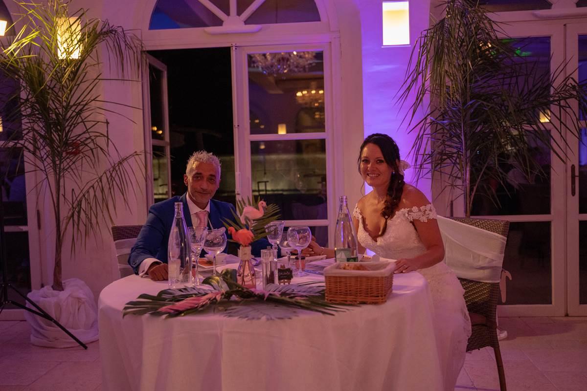 Mariage Hicham & Céline : La soirée partie 2 45