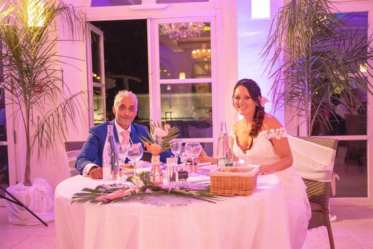 Mariage Hicham & Céline : La soirée partie 2 46